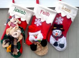 how to decorate a christmas stocking. Plain Christmas To How Decorate A Christmas Stocking S