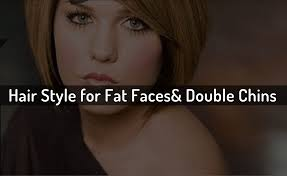 10 Best Short Hairstyles For Fat Faces And Double Chins 2019