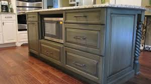 microwave in island. Island - Under Counter Microwave Traditional-kitchen In S