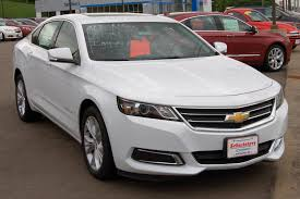 2014 Chevrolet Impala Limited - Information and photos - ZombieDrive