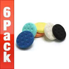 Lake Country 3 5 Inch Ccs Pads 6 Pack Your Choice