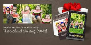 Buy Send Deliver Personalized Greeting cards Online India | Photo ...