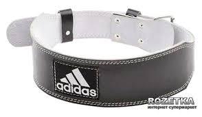 ROZETKA   Пояс <b>тяжелоатлетические Adidas</b> L/XL Black (ADGB ...