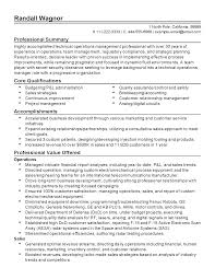 Operations Manager Resume Template. Operations Manager Objective ...