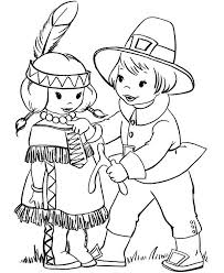Small Picture Cute Thanksgiving Pilgrim Coloring Pages GetColoringPagescom