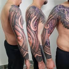тimян фрихенд по мотивам полинезийской татуировки Facebook