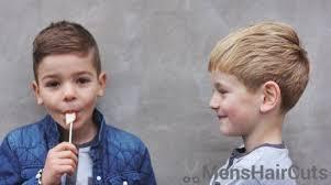 Módní účesy Pro Nejmladší Chlapce Teen účesy Pro Dívky