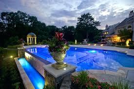 infinity pool design backyard. Infinity Pool Design Swimming Designs  Incredible Glass Tile . Backyard