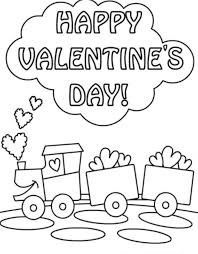 Small Picture Happy Valentines Day Coloring Pages jacbme
