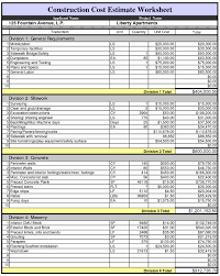 House Renovation Budget Spreadsheet Excel Home Template Uk