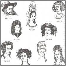 Прически Женские прически знатные дамы почти не носили  1 7 Прически Женские прически знатные дамы почти не носили головных уборов на протяжении Рефераты