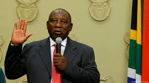 For more than 120 days, we have. Cyril Ramaphosa Sworn In As President Of South Africa News Dw 15 02 2018