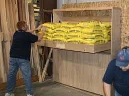 Fold away bunk bed Urban Stack Bunk Bed Weight 2120lbs 2120lbs Wilding Wallbeds Murphy Bunk Beds Wilding Wallbeds