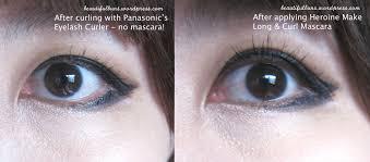 eyelash curler before and after no mascara. korean eyes10 eyelash curler before and after no mascara