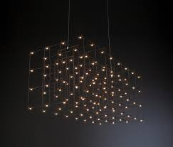Quasar lighting Light Cosmos Square Triple By Quasar Suspended Lights Architonic Cosmos Square Triple Suspended Lights From Quasar Architonic