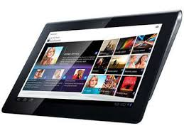 sony tablet. sony tablet s sgpt111id/s - 16gb wifi