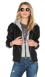 hooded jacket hooded jacket blanknyc