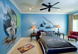 modern interior best light blue paint colors for boys bedroom with soft touch design