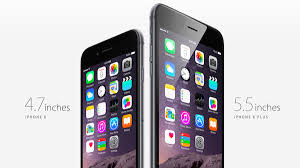 iphone 6 screen size inches iphone 6 plus official tech specs