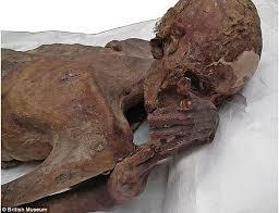 Nejstarší Tetování Objeveno Na 5000 Let Starých Egyptských Mumiích