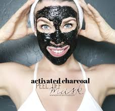 activated charcoal ling mask diy