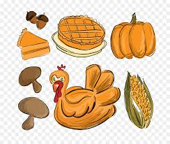 thanksgiving turkey dinner drawing. Brilliant Thanksgiving Thanksgiving Dinner Drawing Food  Seven Colored Food Vector  Material For Turkey Dinner E