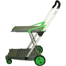 office trolley cart.  trolley clax folding office trolley cart 2  and c