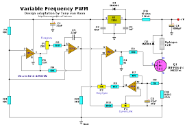s homemade hydrogen booster another pwm schematic