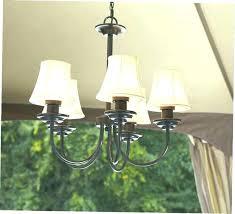 chandelier battery powered hanging lights medium size of chandeliers operated outdoor gazebo chandelie