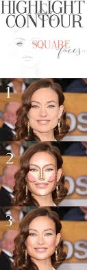 Square Face Shape Hairstyles 25 Best Ideas About Square Face Shapes On Pinterest