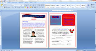 22 Microsoft Newsletter Templates Free Word Publisher Inside