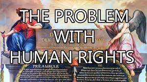 The Problem With Human Rights