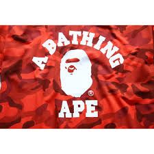 A bathing ape Logos