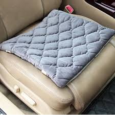 universal winter car seat covers pad heated cushion for vehice front seats comfortable and soft material