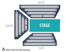 Seating Maps Box Office