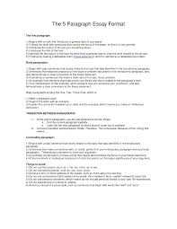 paragraph essay format 3 paragraph essay format