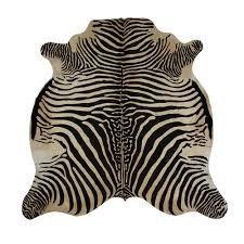 unsurpassed zebra cowhide rug add a dash of the exotic to home with this cow skin
