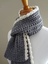 Easy Crochet Scarf Patterns For Beginners Free Beauteous Cute Free Crochet Scarf Patterns Easy Crochetscarfpatternbeginner