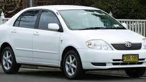 Generation Gap: Toyota Corolla Edition [1987 - Present]