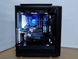 Fractal Design Define C Build Final Shot 2 Fractal Define C Tg Build Asus Prime Z370 A I