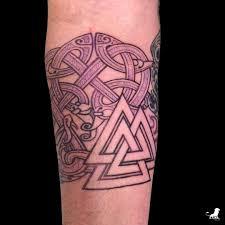 Tattoolife Instagram Post Photo валькнутначало татумастертень