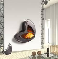 Wall-mount Fireplace from Arkiane