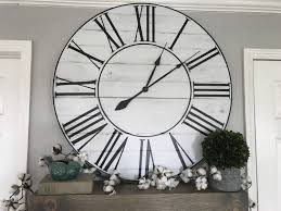simple living room wall clocks decorating ideas fresh on interior design