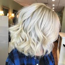 Blonde with caramel lowlights