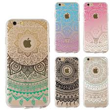 Dream Catcher Case Iphone 7 Plus Tpu Painted Mandala Phone Case For Iphone 100 100plus Iphone 100 100s 32