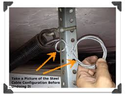 how to fix a garage door springHow to Replace Garage Door Extension Springs  Guest Post Home