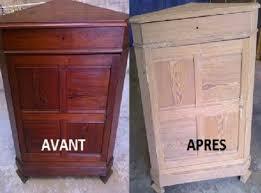 ... Decaper Bois Verni Best Banquette Avant Peinture Peindre Du Design D Id  Es Douillettes Un Meuble Comment ...