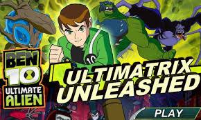 ben 10 ultimate alien ultimatrix