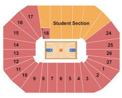 K State Basketball Seating Chart 2019 Kansas State Wildcats Mens Basketball Season Tickets