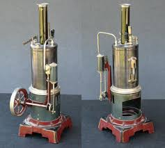 antique steam engines toy model tabletop eureka i found it